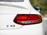 Mercedes-benz AMG C 43 4MATIC Coupe CKD เมอร์เซเดส-เบนซ์ เอเอ็มจี ปี 2018 ภาพที่ 08/20