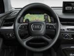 Audi Q7 40 TFSI quattro ออดี้ คิว7 ปี 2017 ภาพที่ 09/20