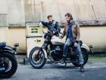 Moto Guzzi V9 Roamer โมโต กุชชี่ วี9 ปี 2016 ภาพที่ 4/6