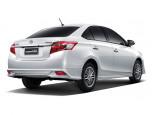 Toyota Vios Exclusive โตโยต้า วีออส ปี 2016 ภาพที่ 02/14