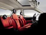 Fiat 500 Lounge เฟียต ปี 2010 ภาพที่ 06/10