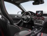 Mercedes-benz AMG AMG A 45 4Matic เมอร์เซเดส-เบนซ์ เอเอ็มจี ปี 2016 ภาพที่ 6/8