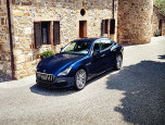 Maserati Quattroporte S Granlusso มาเซราติ ควอทโทรปอร์เต้ ปี 2019 ภาพที่ 02/10