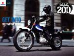 Suzuki VanVan 200 MY17 ซูซูกิ แวนแวน ปี 2017 ภาพที่ 08/19