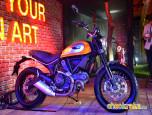 Ducati Scrambler Classic ดูคาติ สแคมเบอร์ ปี 2014 ภาพที่ 05/10