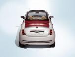 Fiat 500C Standard เฟียต ปี 2010 ภาพที่ 05/10