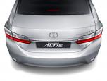 Toyota Altis (Corolla) 1.6 E CNG โตโยต้า อัลติส(โคโรลล่า) ปี 2017 ภาพที่ 02/11