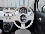 Fiat 500C Standard เฟียต ปี 2010 ภาพที่ 08/10