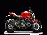 Ducati Monster 821 Red MY18 ดูคาติ มอนสเตอร์ ปี 2018 ภาพที่ 1/3