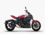 Ducati Diavel XDiavel Xtraordinary Rosso ดูคาติ เดียแวล ปี 2016 ภาพที่ 1/4