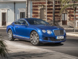 Bentley Continental GT Speed เบนท์ลี่ย์ คอนติเนนทัล ปี 2013 ภาพที่ 02/18