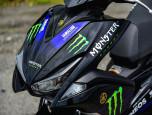 Yamaha Aerox 155 MotoGP Edition MY2019 ยามาฮ่า แอร็อกซ์ 155 ปี 2019 ภาพที่ 09/10