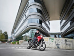 Ducati Multistrada 950 White Adventure Toring ดูคาติ มัลติสตราด้า ปี 2017 ภาพที่ 08/17