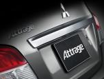 Mitsubishi Attrage Limited Edition White Pearl มิตซูบิชิ แอททราจ ปี 2019 ภาพที่ 4/7