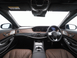 Mercedes-benz S-Class S 350 d Exclusive เมอร์เซเดส-เบนซ์ เอส-คลาส ปี 2019 ภาพที่ 06/10