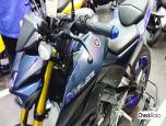 Yamaha M-Slaz Blue Edition MY18 ยามาฮ่า เอ็ม-สแลซ ปี 2017 ภาพที่ 3/9