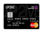 บัตรเครดิตไทยพาณิชย์ อัพทูมี (SCB UP2ME) SCB UP2ME BLACK CARD : ภาพที่ 1/3