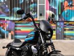 Harley-Davidson Sportster Iron 1200 ฮาร์ลีย์-เดวิดสัน สปอร์ตสเตอร์ ปี 2019 ภาพที่ 4/5