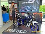 Yamaha MT-03 Standard ยามาฮ่า เอ็มที-03 ปี 2015 ภาพที่ 04/11