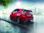 Toyota Prius TRD Sportivo II Standard โตโยต้า พรีอุส ปี 2012 ภาพที่ 02/10