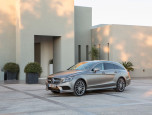 Mercedes-benz CLS-Class CLS250 D Shooting Brake AMG Premium เมอร์เซเดส-เบนซ์ ซีแอลเอส-คลาส ปี 2014 ภาพที่ 02/18