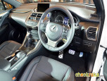 Lexus NX 200t F Sport เลกซัส เอ็นเอ็กซ์ ปี 2015 ภาพที่ 15/19