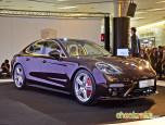 Porsche Panamera Turbo ปอร์เช่ พานาเมร่า ปี 2016 ภาพที่ 09/18