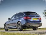 BMW Series 5 530i Touring M Sport บีเอ็มดับเบิลยู ซีรีส์5 ปี 2018 ภาพที่ 06/16