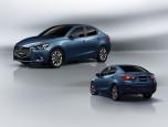 Mazda 2 Sedan XD High Connect AT มาสด้า ปี 2017 ภาพที่ 1/4