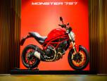 Ducati Monster 797 (สีขาว, สีดำ) ดูคาติ มอนสเตอร์ ปี 2017 ภาพที่ 11/11