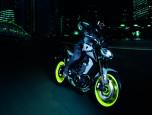 Yamaha MT-09 ABS ยามาฮ่า เอ็มที-09 ปี 2017 ภาพที่ 2/7