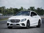 Mercedes-benz AMG C 43 4MATIC Coupe CKD MY2019 เมอร์เซเดส-เบนซ์ เอเอ็มจี ปี 2018 ภาพที่ 01/14
