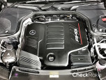 Mercedes-benz AMG GT 53 4MATIC+4Door Coupe เมอร์เซเดส-เบนซ์ เอเอ็มจี ปี 2019 ภาพที่ 11/17