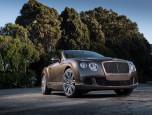 Bentley Continental GT Speed Convertible เบนท์ลี่ย์ คอนติเนนทัล ปี 2013 ภาพที่ 03/14