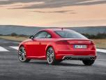 Audi TTS Coupe quattro ออดี้ ทีทีเอส ปี 2019 ภาพที่ 02/16