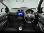 มิตซูบิชิ Mitsubishi Mirage GLX CVT มิราจ ปี 2012 ภาพที่ 06/20