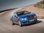 Bentley Continental GT Speed เบนท์ลี่ย์ คอนติเนนทัล ปี 2013 ภาพที่ 04/18