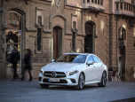 Mercedes-benz CLS-Class CLS 300 d AMG Premium CKD เมอร์เซเดส-เบนซ์ ซีแอลเอส-คลาส ปี 2018 ภาพที่ 1/9