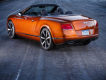 Bentley Continental GT Speed Convertible เบนท์ลี่ย์ คอนติเนนทัล ปี 2013 ภาพที่ 02/14