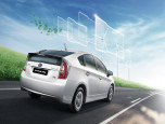 Toyota Prius 1.8 Top Option โตโยต้า พรีอุส ปี 2012 ภาพที่ 04/20