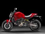 Ducati Monster 821 (สีแดง) ดูคาติ มอนสเตอร์ ปี 2017 ภาพที่ 2/5
