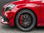 Mercedes-benz AMG AMG A 45 4Matic เมอร์เซเดส-เบนซ์ เอเอ็มจี ปี 2016 ภาพที่ 4/8