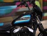 Harley-Davidson Sportster Iron 1200 ฮาร์ลีย์-เดวิดสัน สปอร์ตสเตอร์ ปี 2019 ภาพที่ 2/5