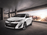 Toyota Yaris Mid โตโยต้า ยาริส ปี 2019 ภาพที่ 1/9