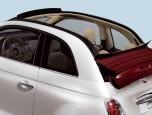 Fiat 500C Standard เฟียต ปี 2010 ภาพที่ 06/10
