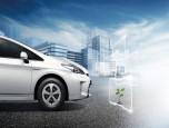 Toyota Prius 1.8 Top Grade โตโยต้า พรีอุส ปี 2012 ภาพที่ 03/16