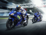 Yamaha YZF-R15 MotoGP Edition 2017 ยามาฮ่า วายแซดเอฟ-อาร์15 ปี 2017 ภาพที่ 1/2