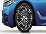 BMW Series 5 530e M Sport บีเอ็มดับเบิลยู ซีรีส์5 ปี 2018 ภาพที่ 05/10