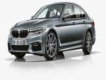 BMW Series 5 530e M Sport บีเอ็มดับเบิลยู ซีรีส์5 ปี 2018 ภาพที่ 06/10