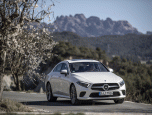 Mercedes-benz CLS-Class CLS 300 d AMG Premium CKD เมอร์เซเดส-เบนซ์ ซีแอลเอส-คลาส ปี 2018 ภาพที่ 5/9